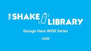 The Shake Library: Garage WOD Series