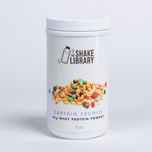 Captain Crunch - The Shake Library