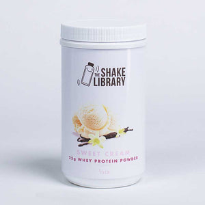 Sweet Cream - The Shake Library