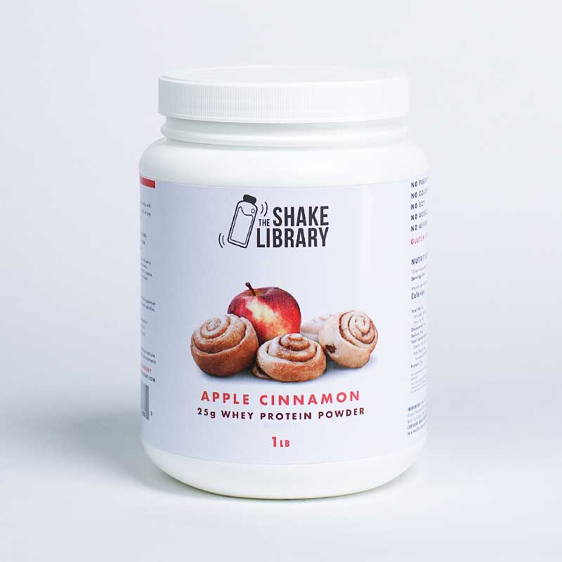 Apple Cinnamon - The Shake Library
