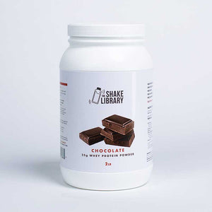 Chocolate - The Shake Library