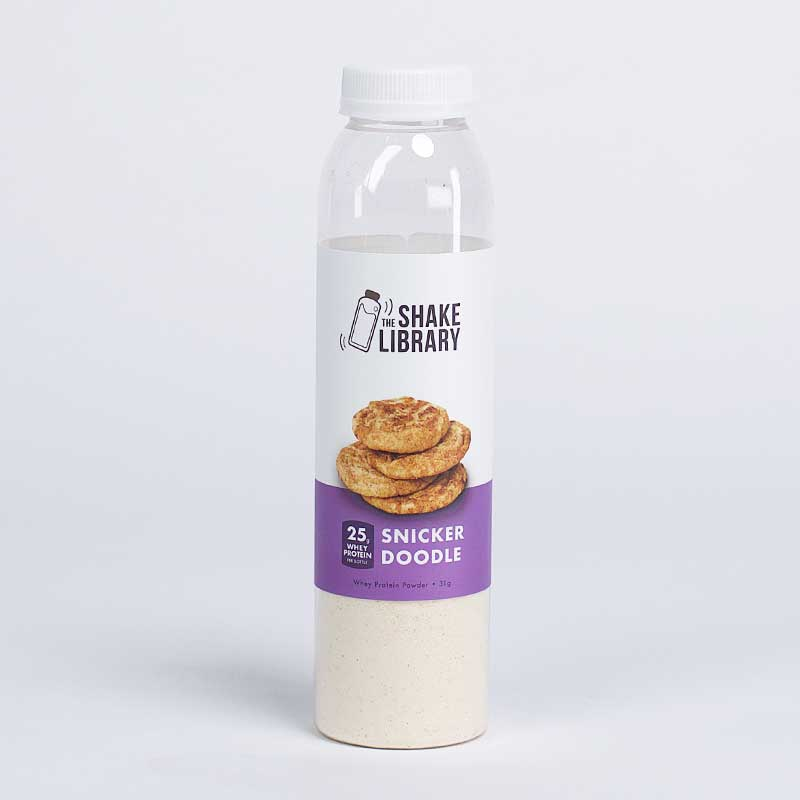Snickerdoodle - The Shake Library