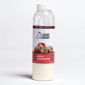 Apple Cinnamon - Sport Series - The Shake Library