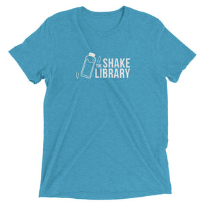 The Shake Library Mens T-shirt - The Shake Library