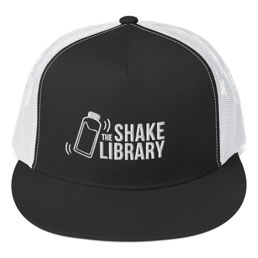 Trucker Cap - The Shake Library