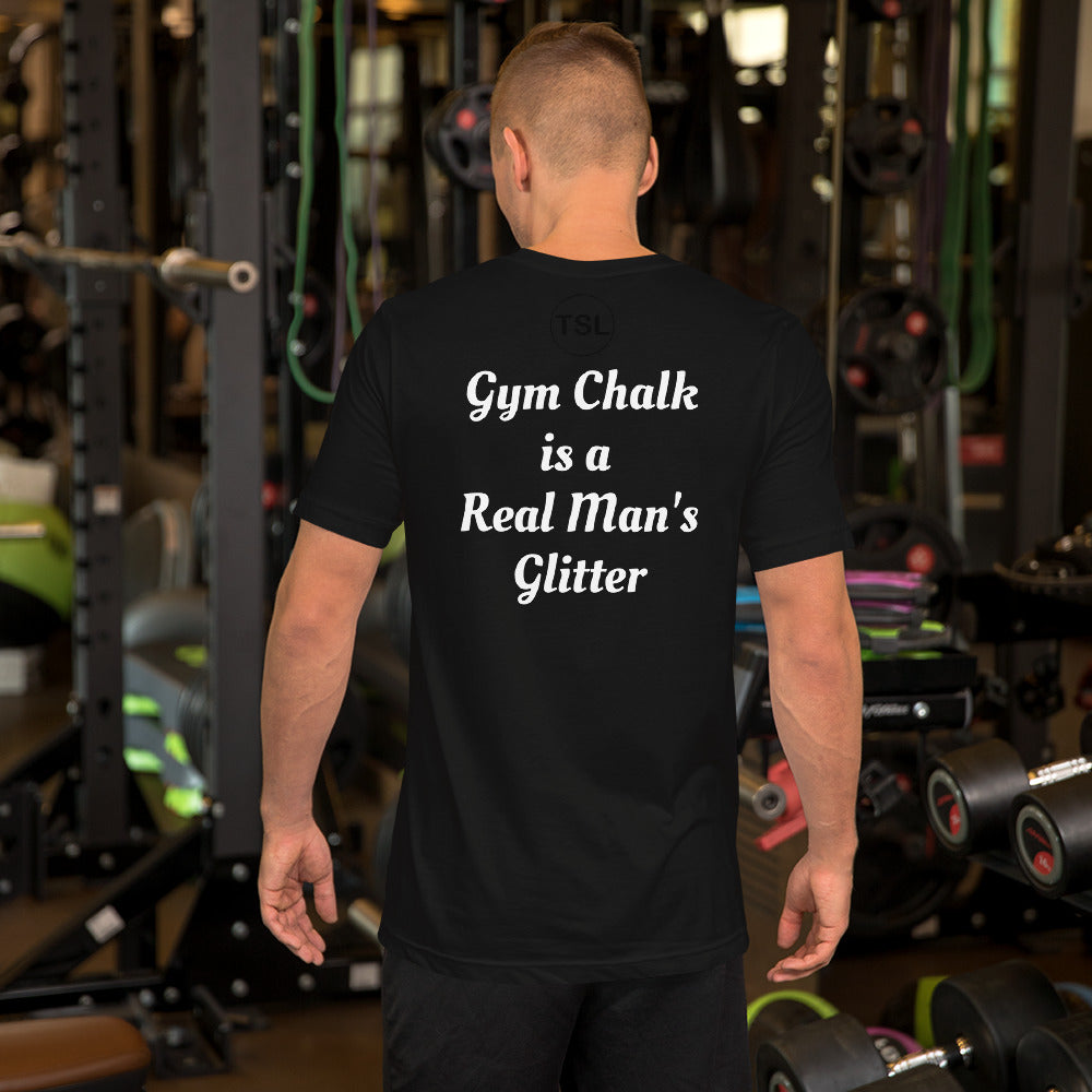 Gym Chalk Is a Real Man's Glitter - The Shake Library