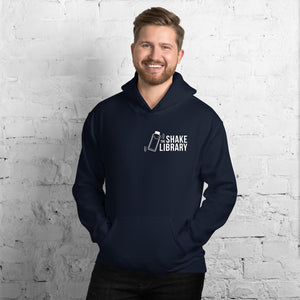 The Shake Library Hooded Sweatshirt - The Shake Library