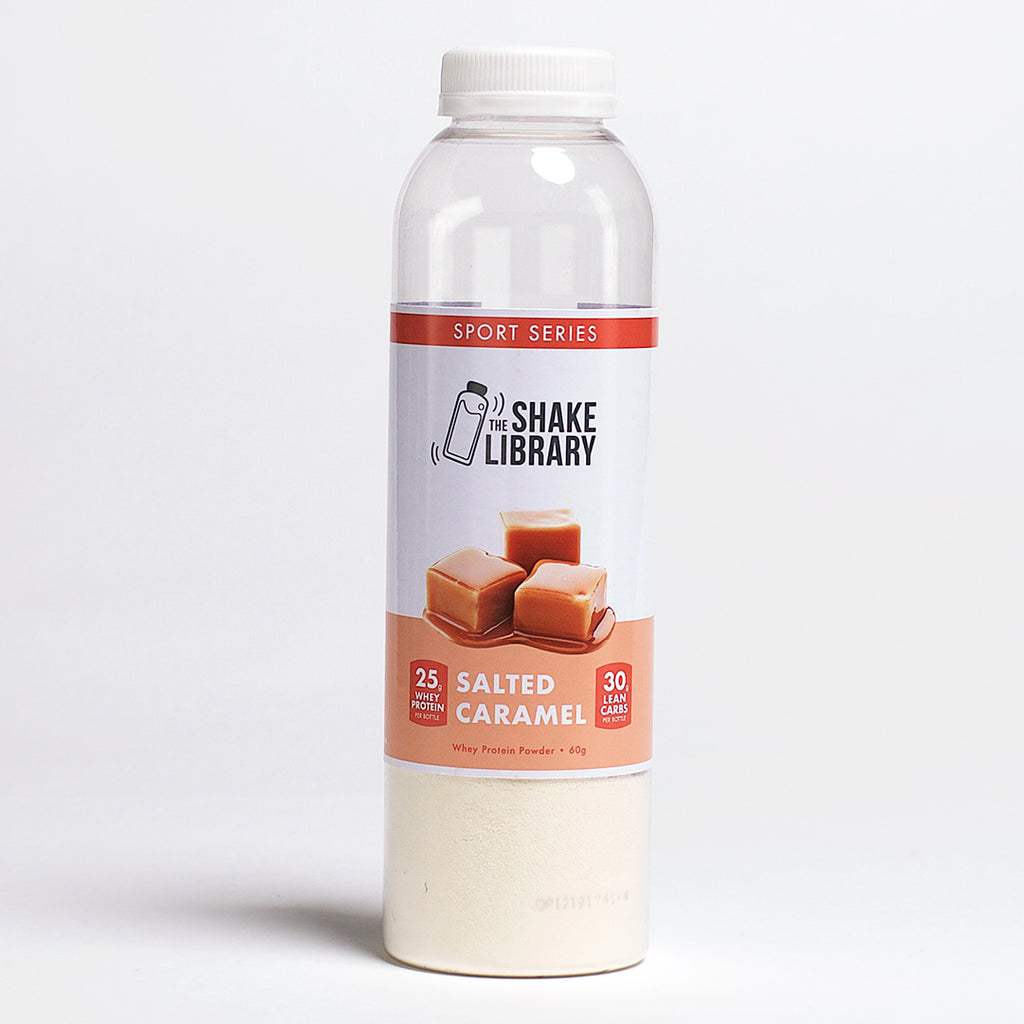 Salted Caramel - Sport Series - The Shake Library
