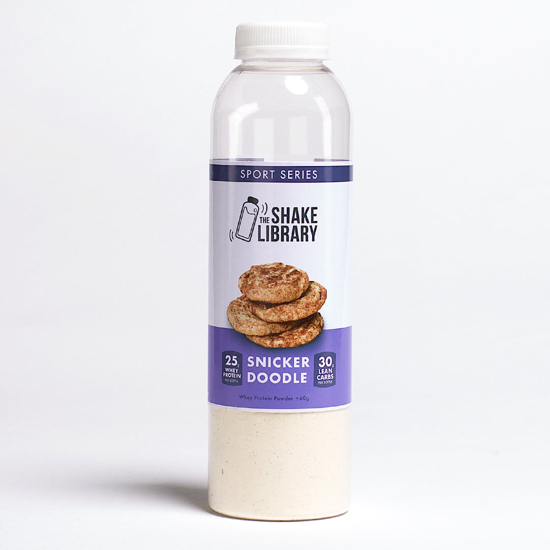 Snickerdoodle - Sport Series - The Shake Library
