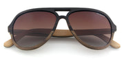 """Vancouver II"" Collection Gradient Brown lenses"