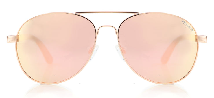 """San Marino"" Collection Rose Gold Lenses"