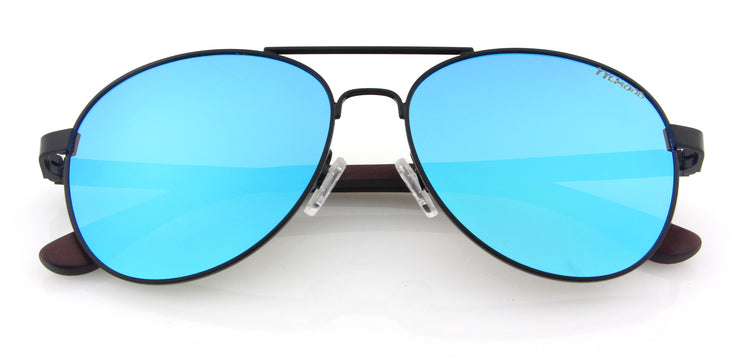 """San Marino"" Collection Ice Blue Lenses"