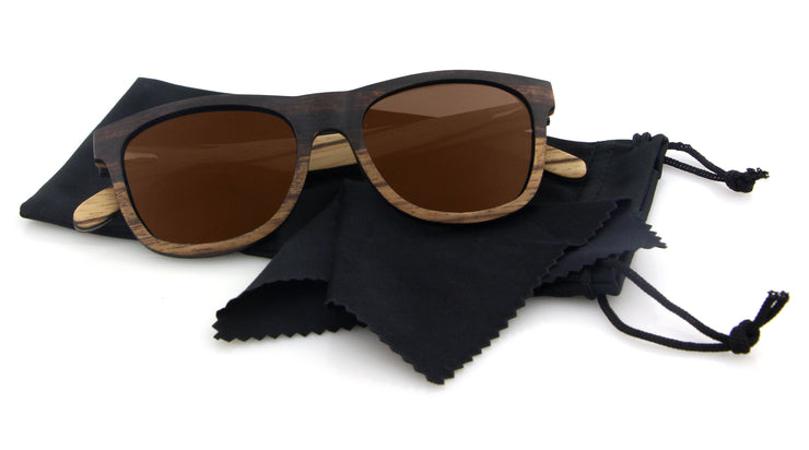 """Canmore"" Collection Brown Lenses"