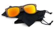 """Valencia"" Collection Orange Lenses"