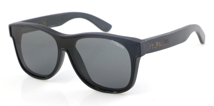 "Bamboo Sunglasses with Grey lenses ""Montreal"""