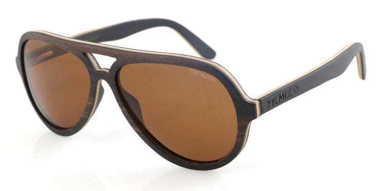 """Vancouver"" Collection Brown Lenses"