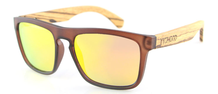 """Miranda"" Collection Yellow Lenses"