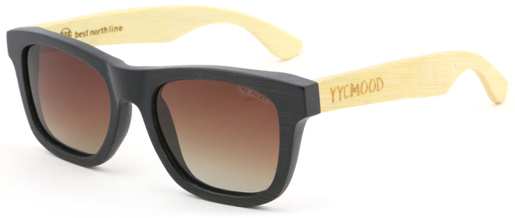 """Chesterman Beach"" Collection Gradient Brown lenses"