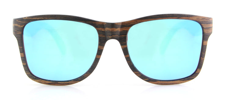 """Barcelona"" Collection Blue Lenses"