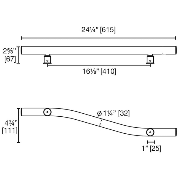 Designer Safety Bar 1010ADA