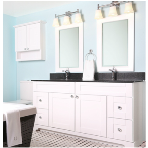 "Damian 60"" & 72"" Double Sink"