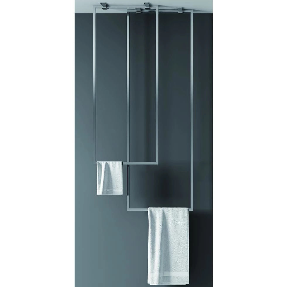 Ceiling Towel Bars Duo