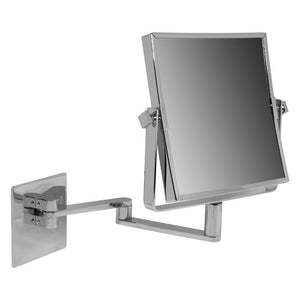 Non-Lit Wallmount Swing Mirror 2025