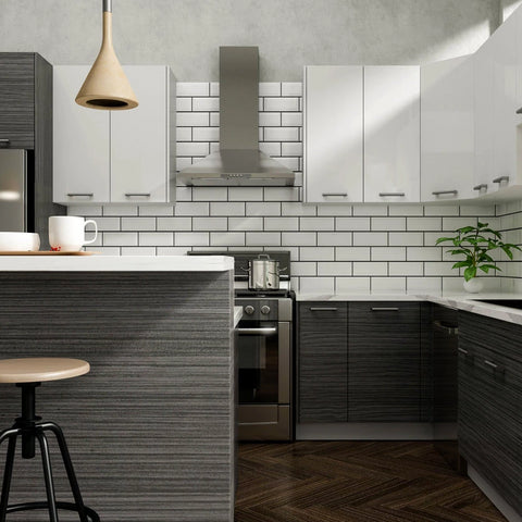 European Designed Kitchen Cabinets Classic Series