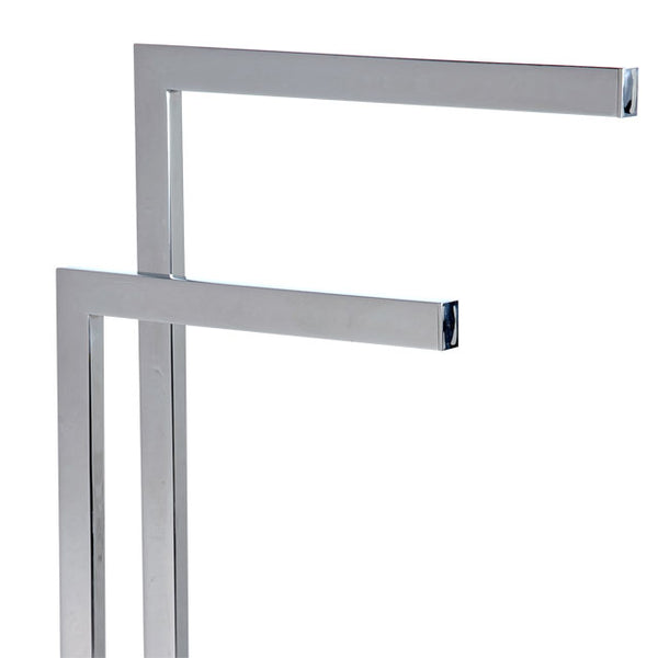 Floor Stand Double Towel Bar 9000