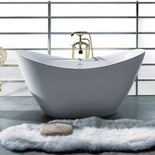 Load image into Gallery viewer, Helena SB-210 Acrylic Freestanding Bathtub