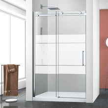 Load image into Gallery viewer, Bellini Alcove Frameless Shower Door