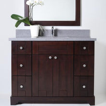 "Load image into Gallery viewer, Damian 42"" 48"" & 60"" Single Sink"