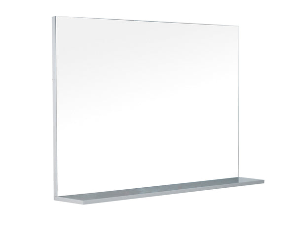 "48"" David Parisian Grey Mirror"