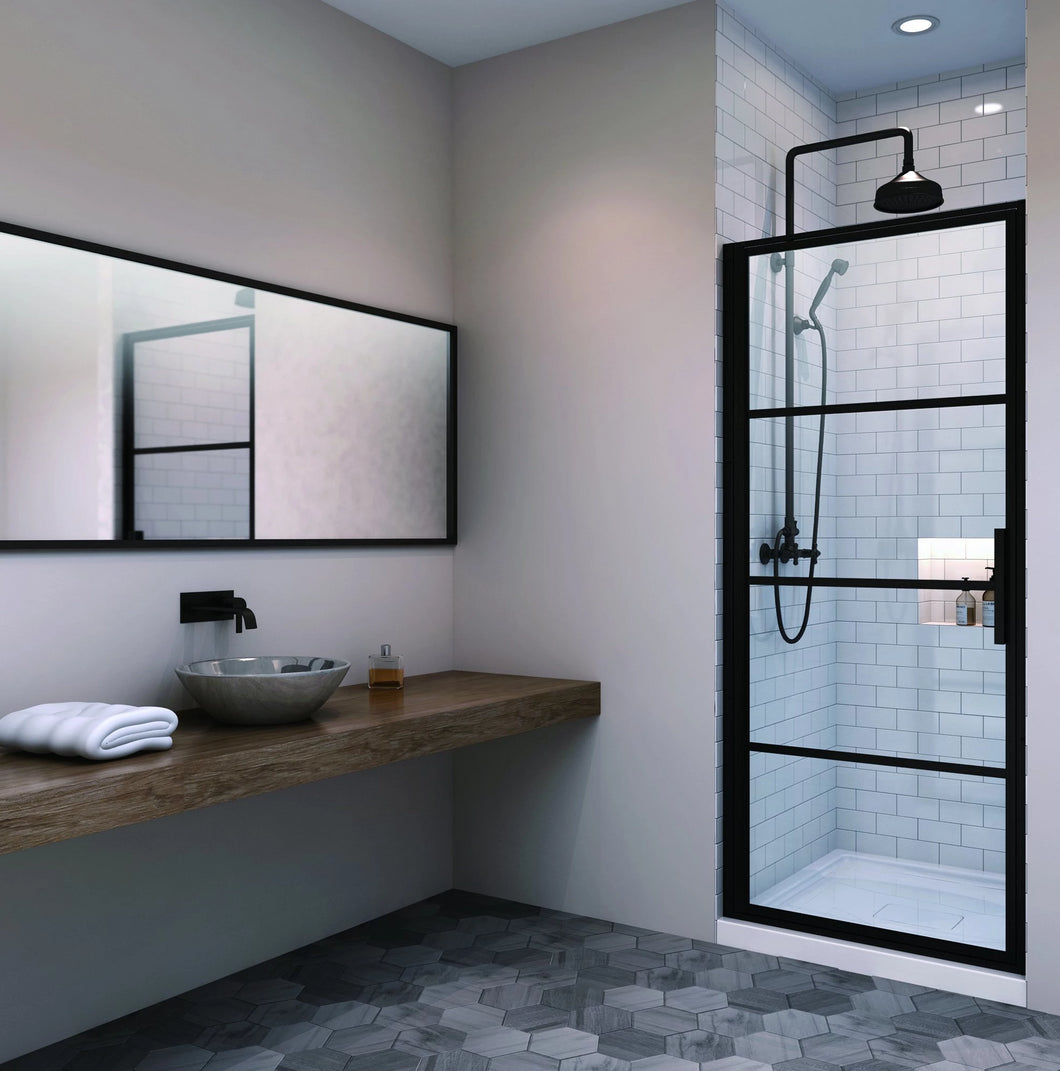 Materia Alcove Shower Door