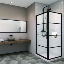 Load image into Gallery viewer, Materia Corner Shower Door