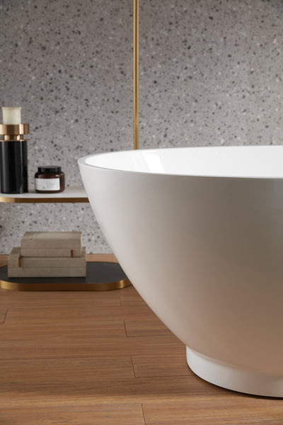 Louise SB-359MW Freestanding Bathtub