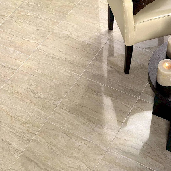 Ceramic Floor Tiles Gloss Finish