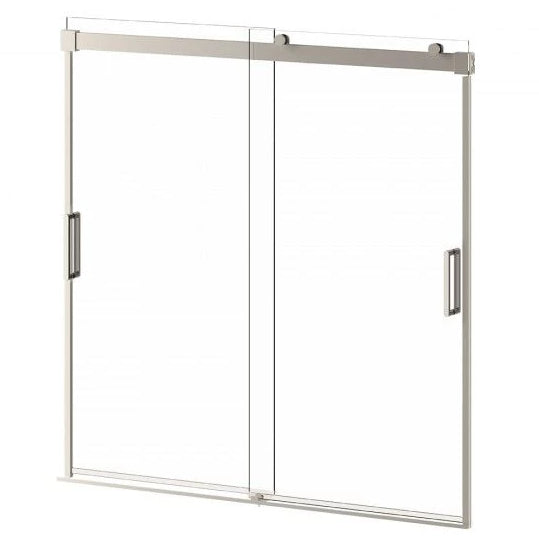 "Akcess 60"" X 60"" Sliding Shower Door For Bathtub"