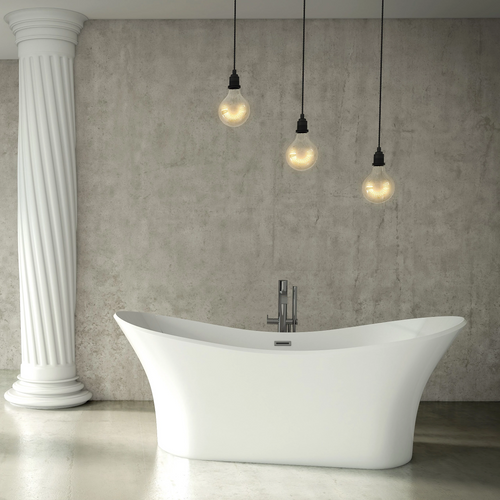 Andrina Solid Surface Bathtub