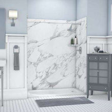 Load image into Gallery viewer, Marble Shower Walls