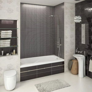 Built in Alcove Bathtubs