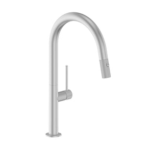 Dornbirn X - Kitchen Faucet with 2-Function Pull-Down Spray