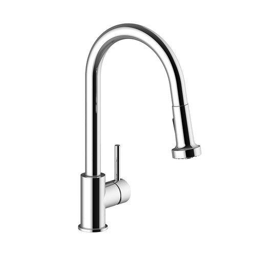 TRAUN A - Kitchen Faucet with 2-Function Pull-Down Spray