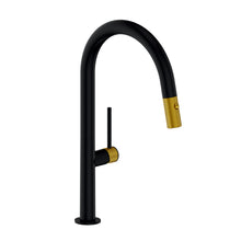 Load image into Gallery viewer, Dornbirn X - Kitchen Faucet with 2-Function Pull-Down Spray