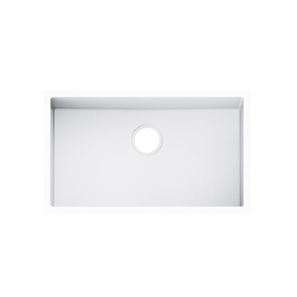 "GRAZ GS - Vogranite Undermount Kitchen Sink - 30"" x 18"" x 9"""
