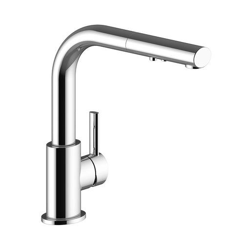 Amade - Kitchen Faucet with 2-Function Pull-Down Spray