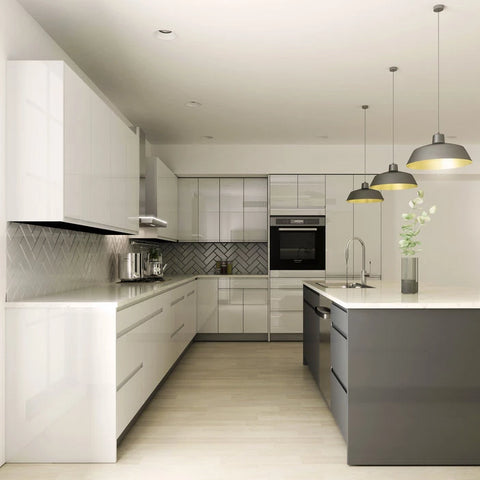 European Designed Kitchen Cabinets Luxury Series
