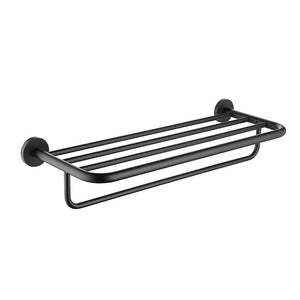 Matte Black Stainless Steel Bathroom Accessories