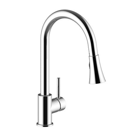 TRAUN C - Kitchen Faucet With 2-Function Pull-Down Spray