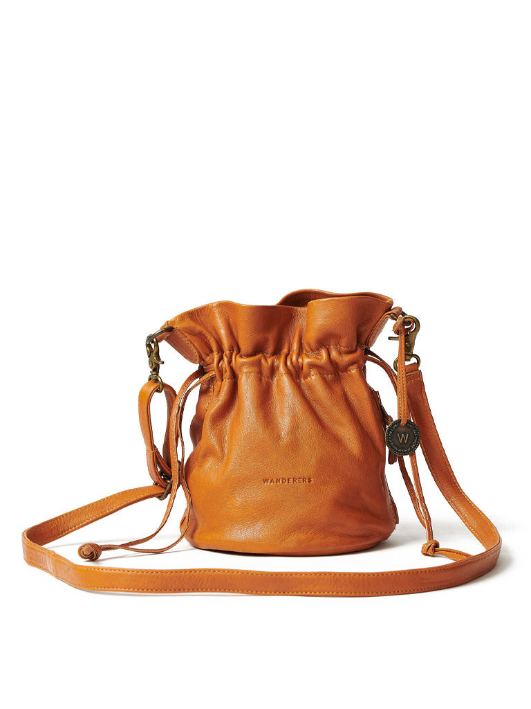 The Bronte bucket crossbody